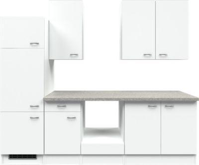 Flex-Well Küchenzeile ohne E-Geräte 270 cm L-270-2203-024 Wito - küchenzeilen ohne geräte