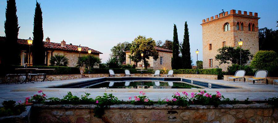 castella delle serre Hotels in tuscany, Castle hotel