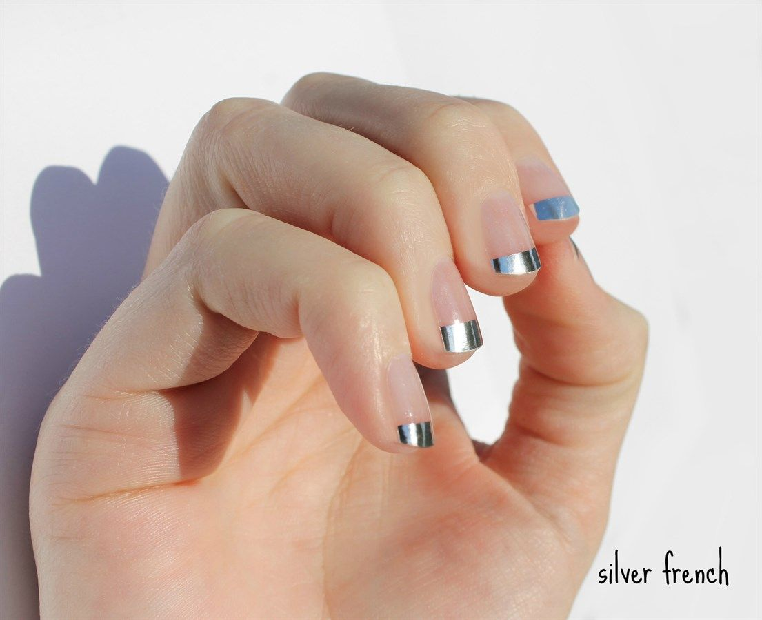 French Manicure Nail Wraps! | French manicure nails, Nail wraps and ...