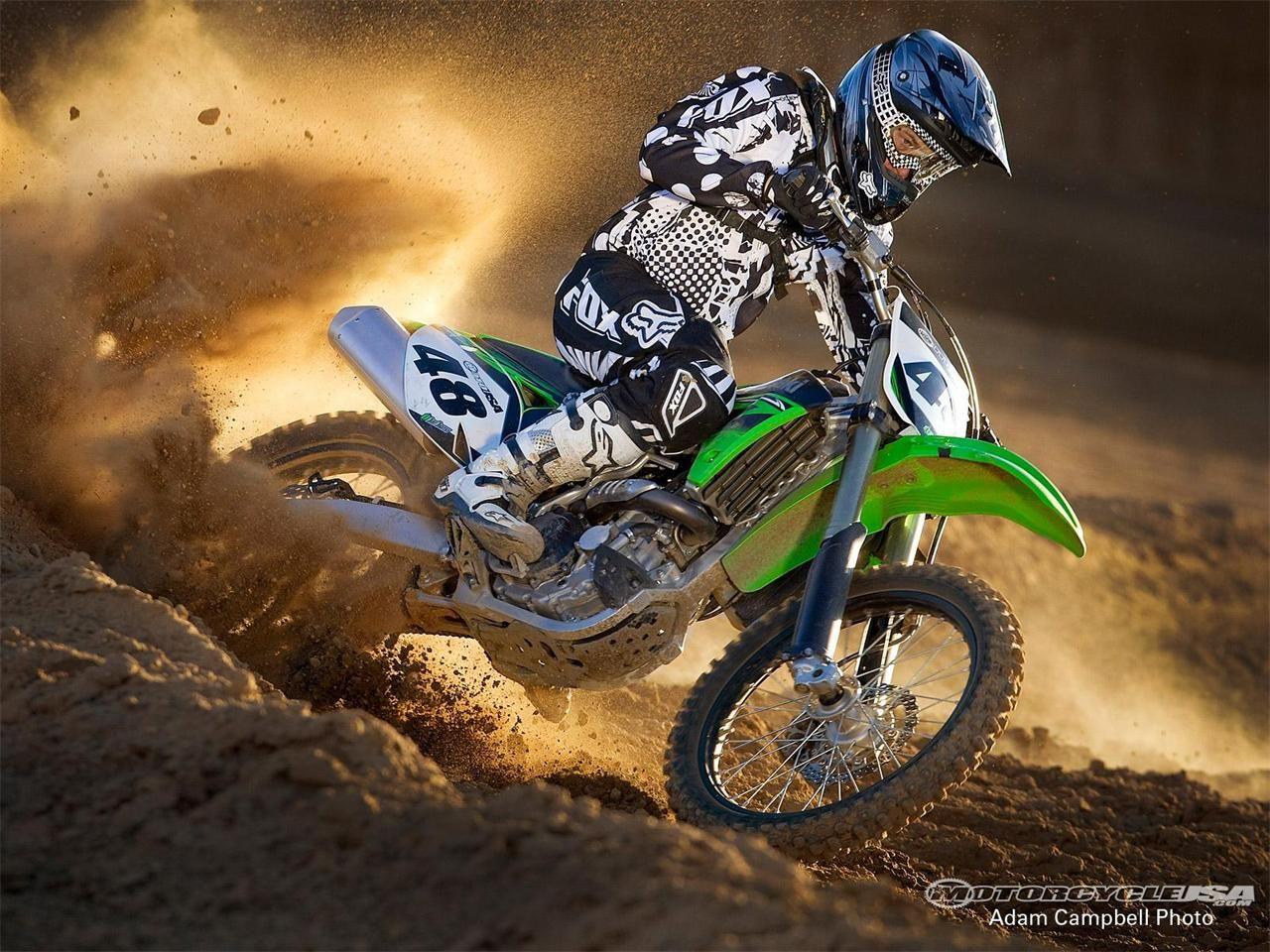 Kawasaki Dirt Bike Wallpapers 5 Of 8 1280x960