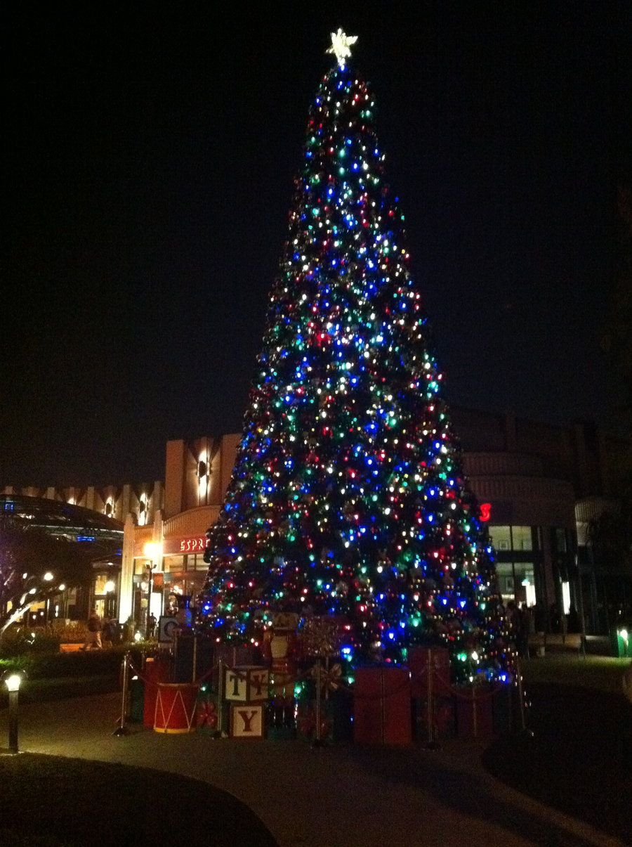 downtown disney christmas tree by brightsakura - Downtown Disney Christmas