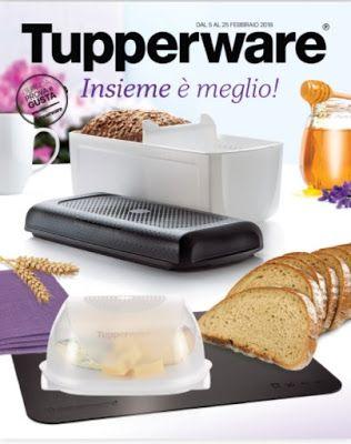 Volantino Offerte Tupperware dal 5 al 25 Febbraio 2018