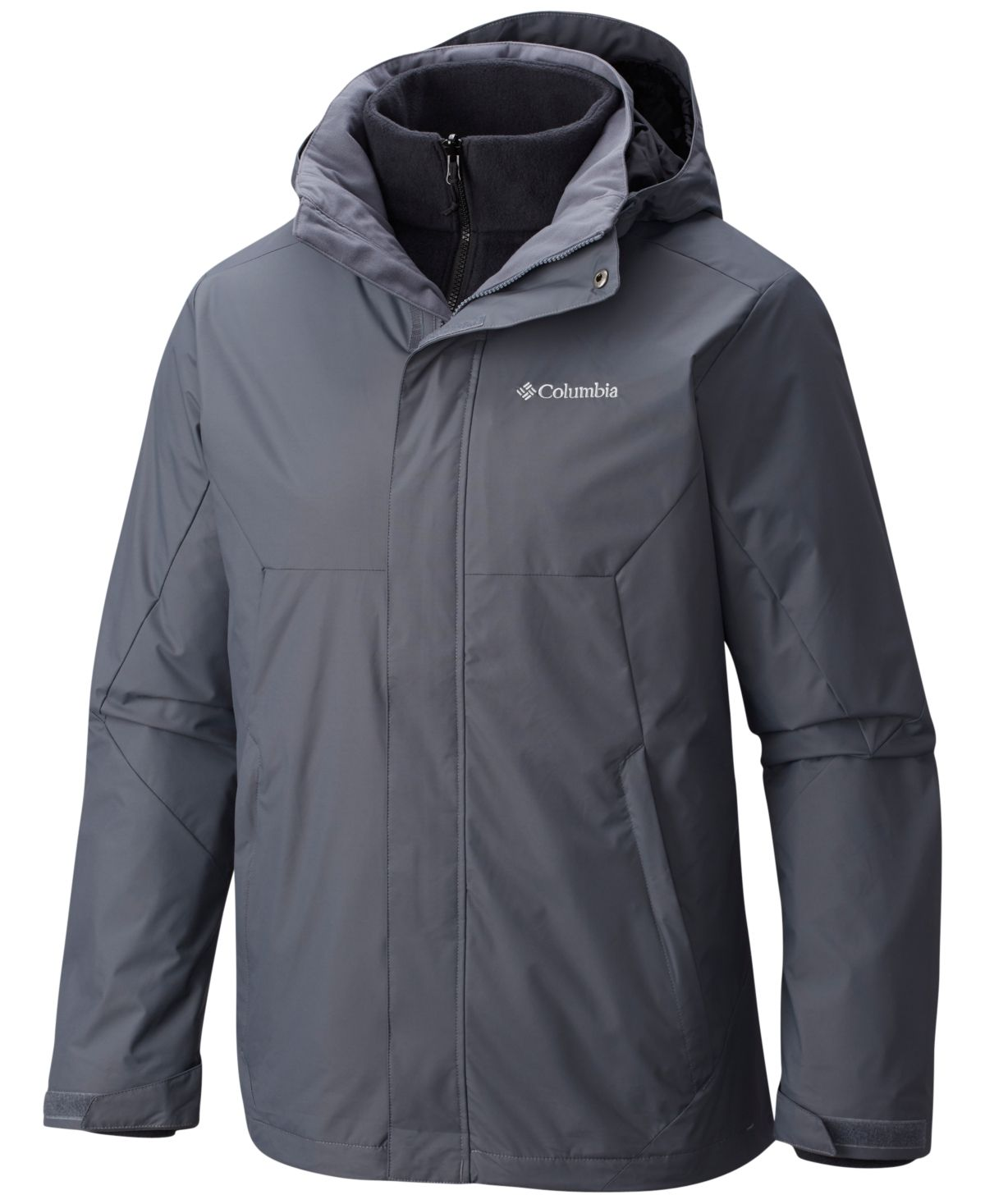 Columbia Men's Eager Air 3 in 1 Omni Shield Jacket