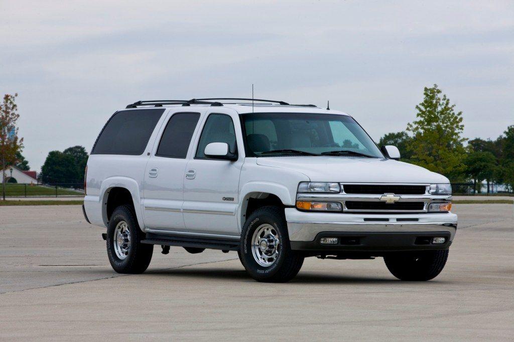 2000 Chevrolet Suburban 2000 2009 In Vehicles Pinterest