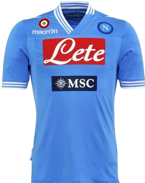 Napoli Home Kit 2012-13 Macron  e4bb9a922cbce