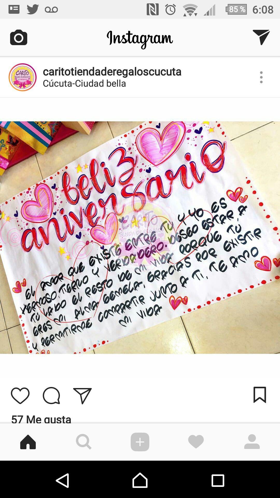 Pin De Argenis Moreira En Frases Regalos Manuales De Amor Amor