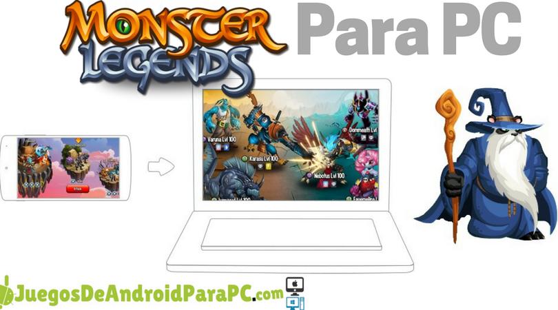 Jugar Monster Legends Para Pc Con O Sin Emulador Gratis Juegos