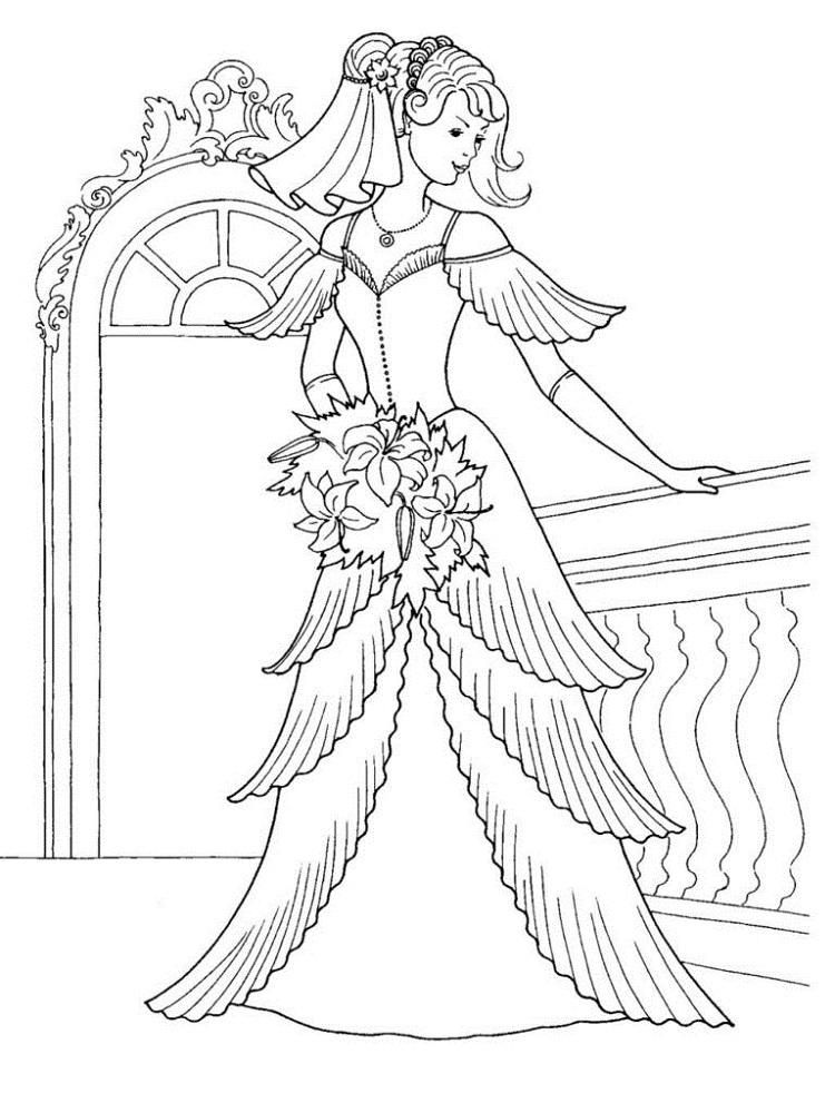 Princess Coloring Pages Not Disney Disney Princess Coloring Pages Disney Princess Colors Belle Coloring Pages