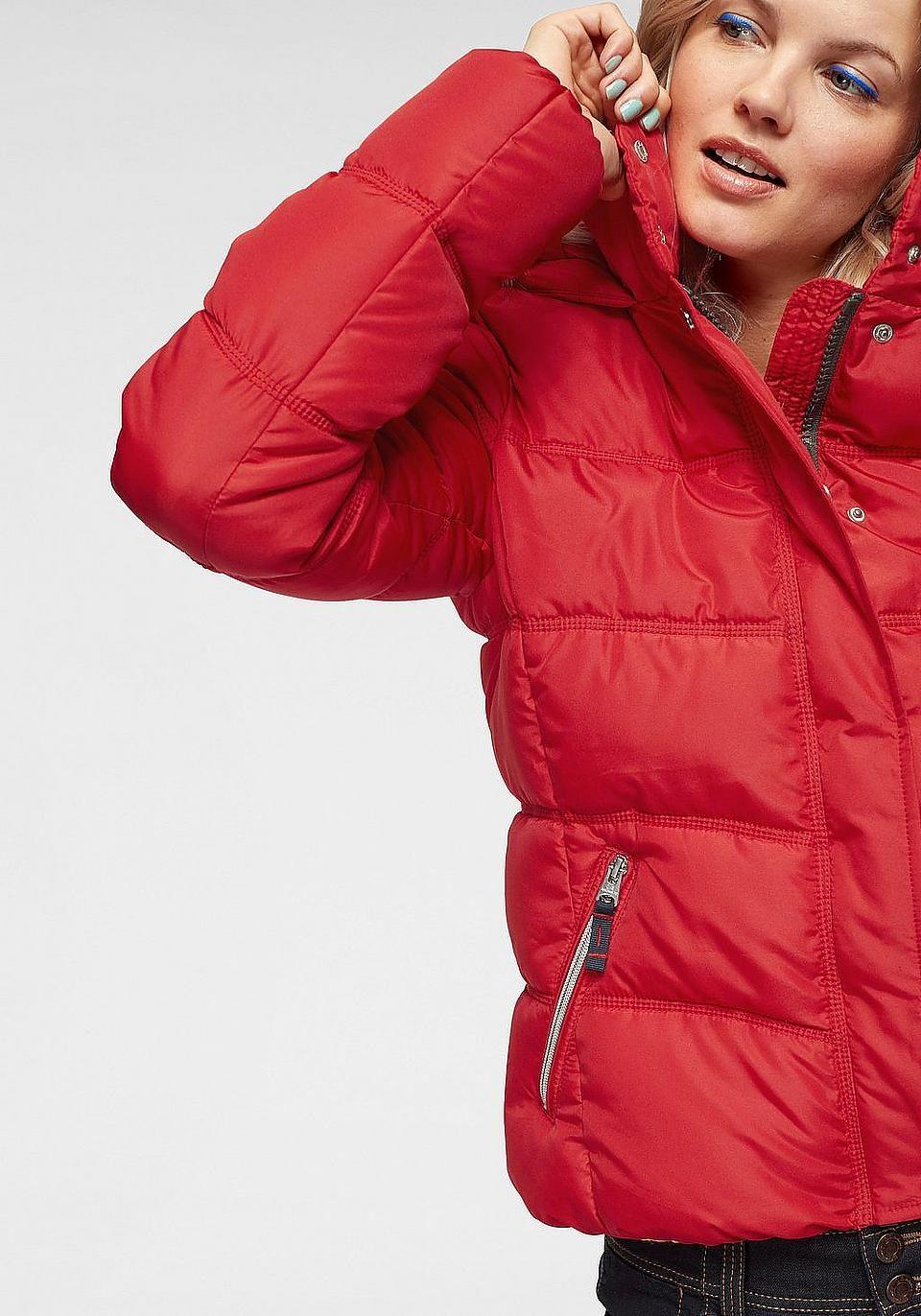 QS designed by Winterjacke #steppjacke #winterjacke