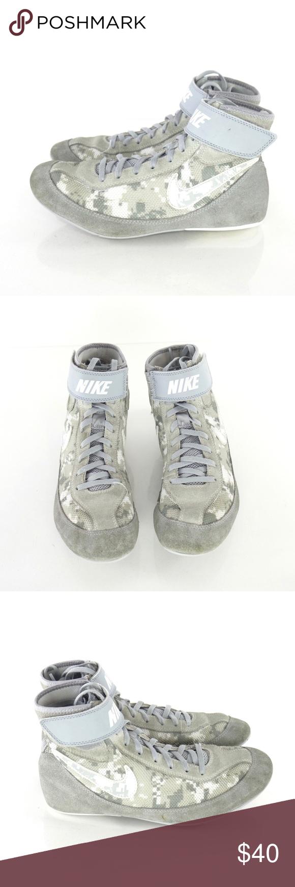 Wrestling shoes, Nike men