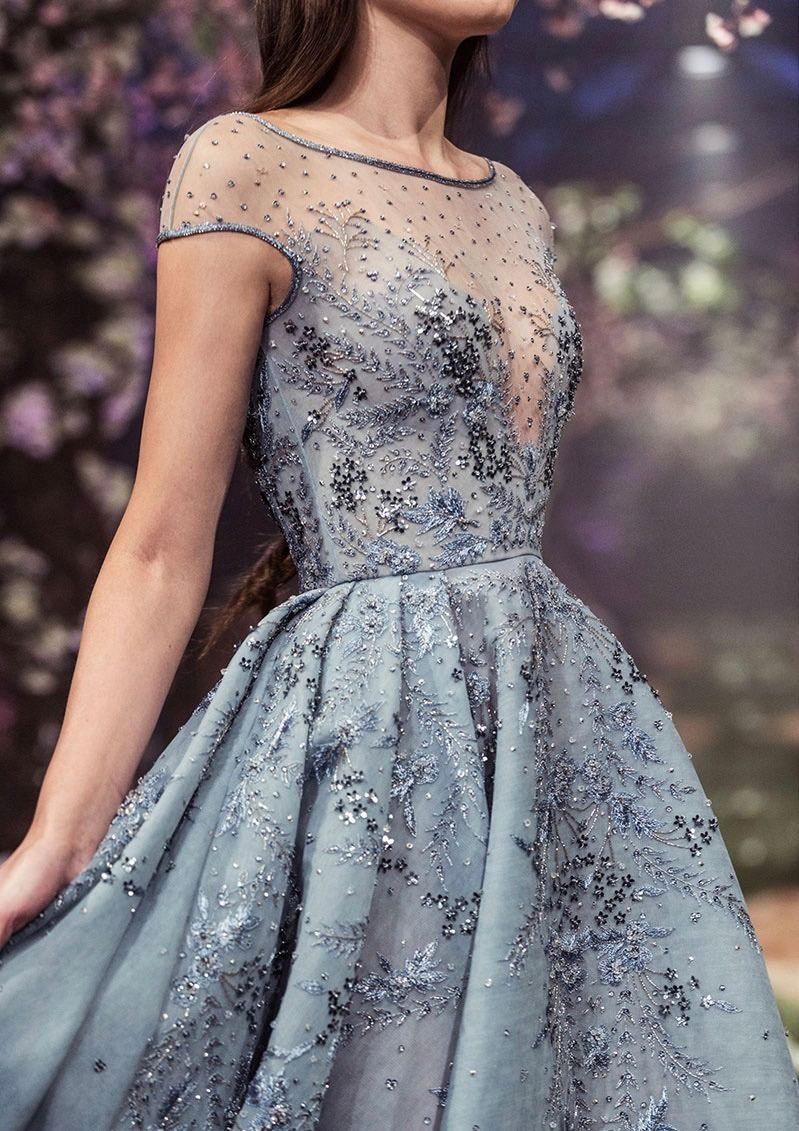 Once upon a dream paolo sebastian ss couture princesses