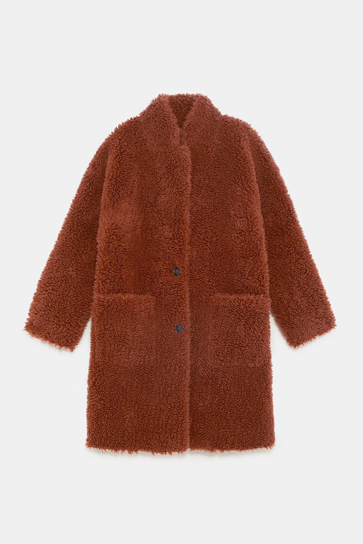 Il cappotto Max Mara perfetto esiste in versione low cost by Zara ed è il  cappotto 716d8dd2ac5