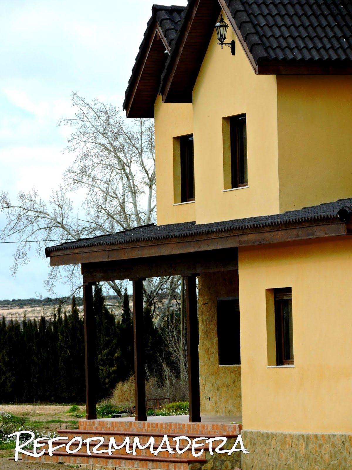 Casas de Madera Reformmadera: casas de madera