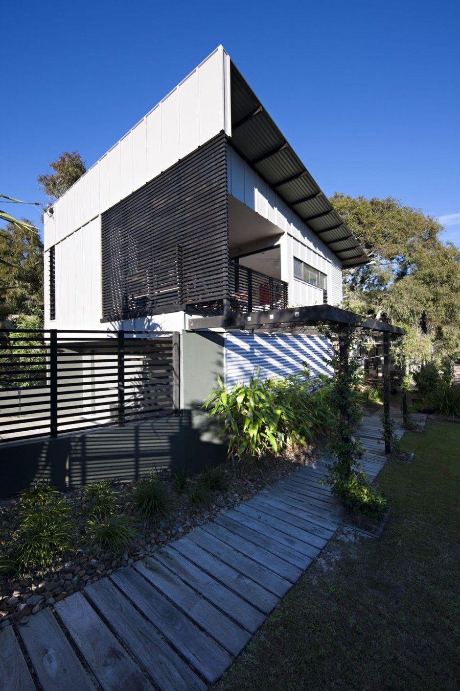 Elegant Bark #Architects Designed The Marcus Beach #House, Located On The Sunshine  Coast Of Design