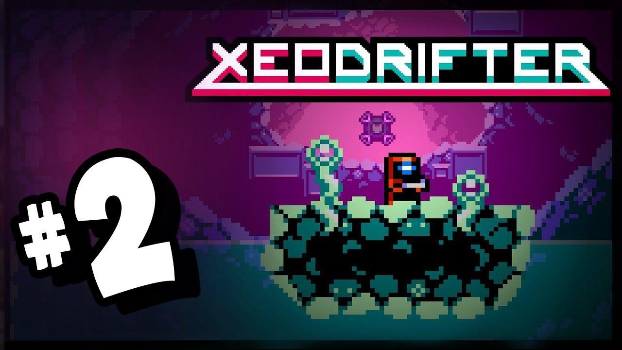 Xeodrifter Walkthrough Part 2 Deadly Cough! Release date