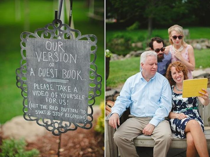 Crazy Cool Wedding Guest Book Ideas That You Will Love Video