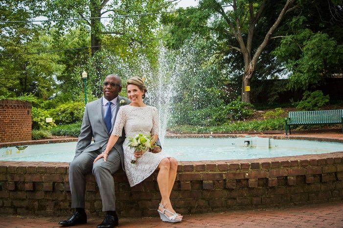 An Elopement for Two in Virginia   Kelly+Omar