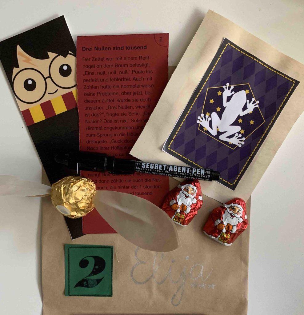 Harry Potter Colorful Classroom Kinder Lesen Zauberstabe Basteln Personenbeschreibung