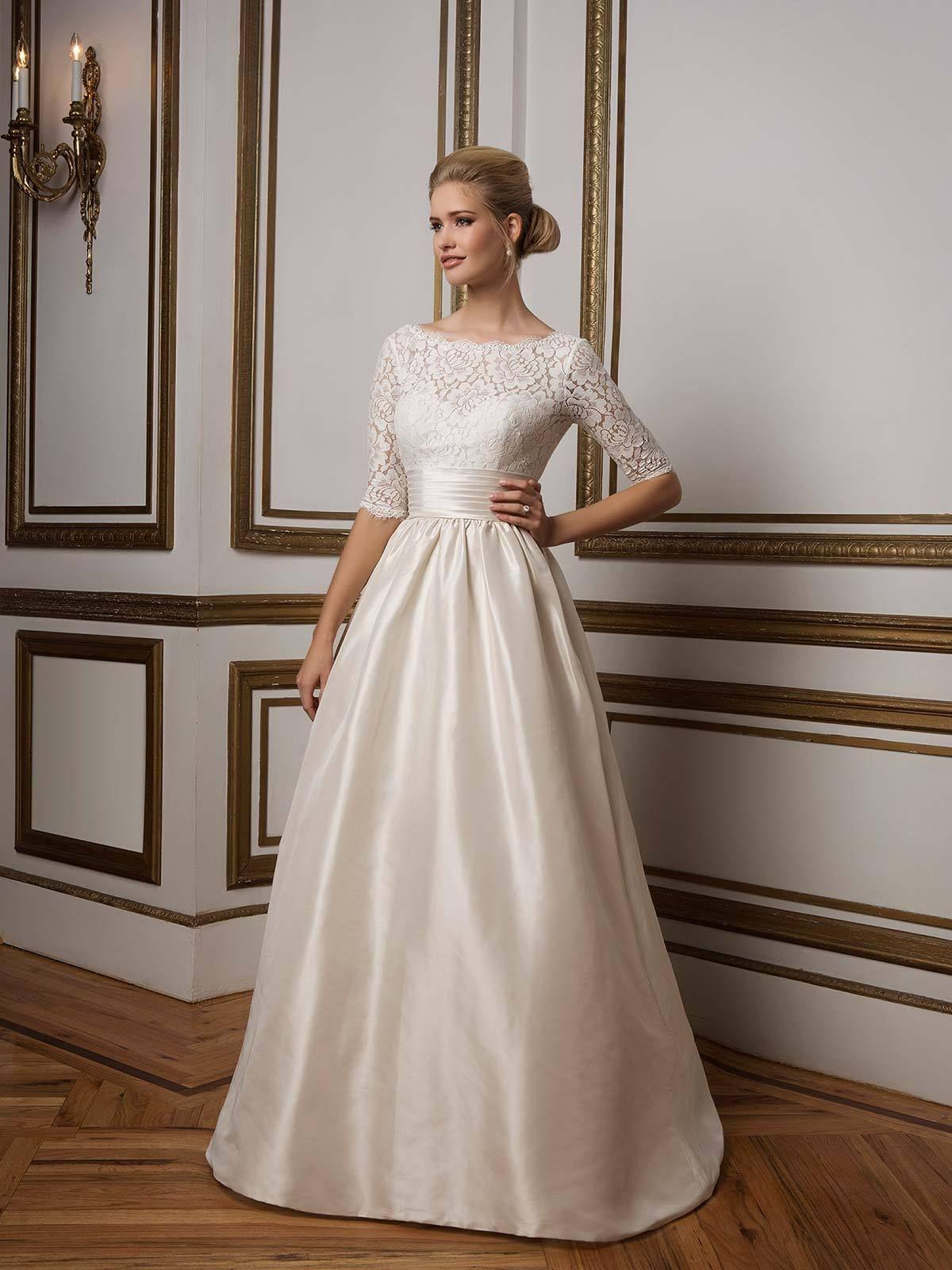 Brautkleid 11 von Justin Alexander auf Ja.de  Brautmode, Braut
