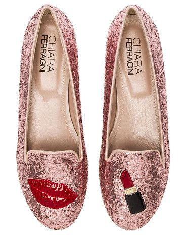 CHIARA FERRAGNI Lipstick flat found on Nudevotion