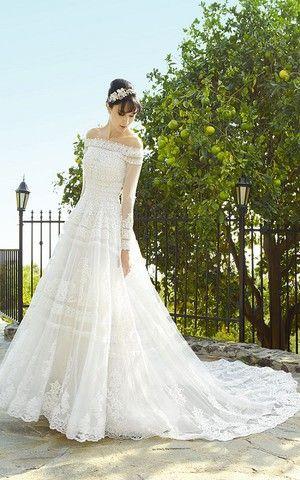 Wedding Dress in Montreal | Château de la Mariée Nadia | Bridal ...