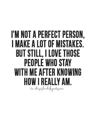 Maxmillian The Second I M Not A Perfect Person Be Yourself Quotes Perfection Quotes Finding Yourself Quotes