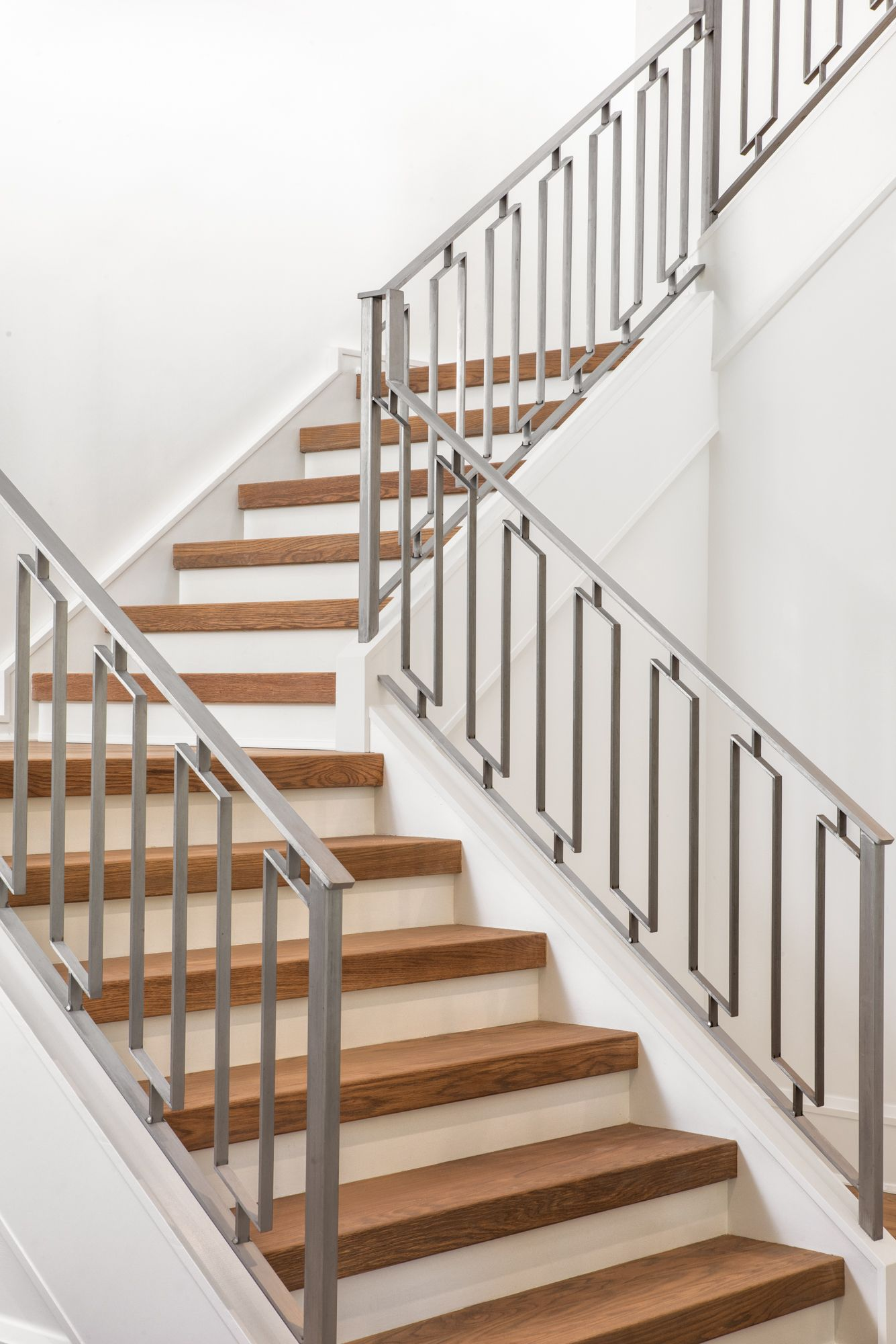 Chiott Custom Homes   custom stair rail   Stair railing ...