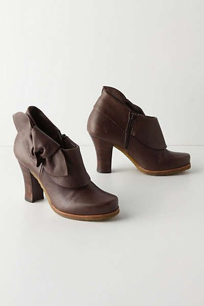 Accoutrement Booties