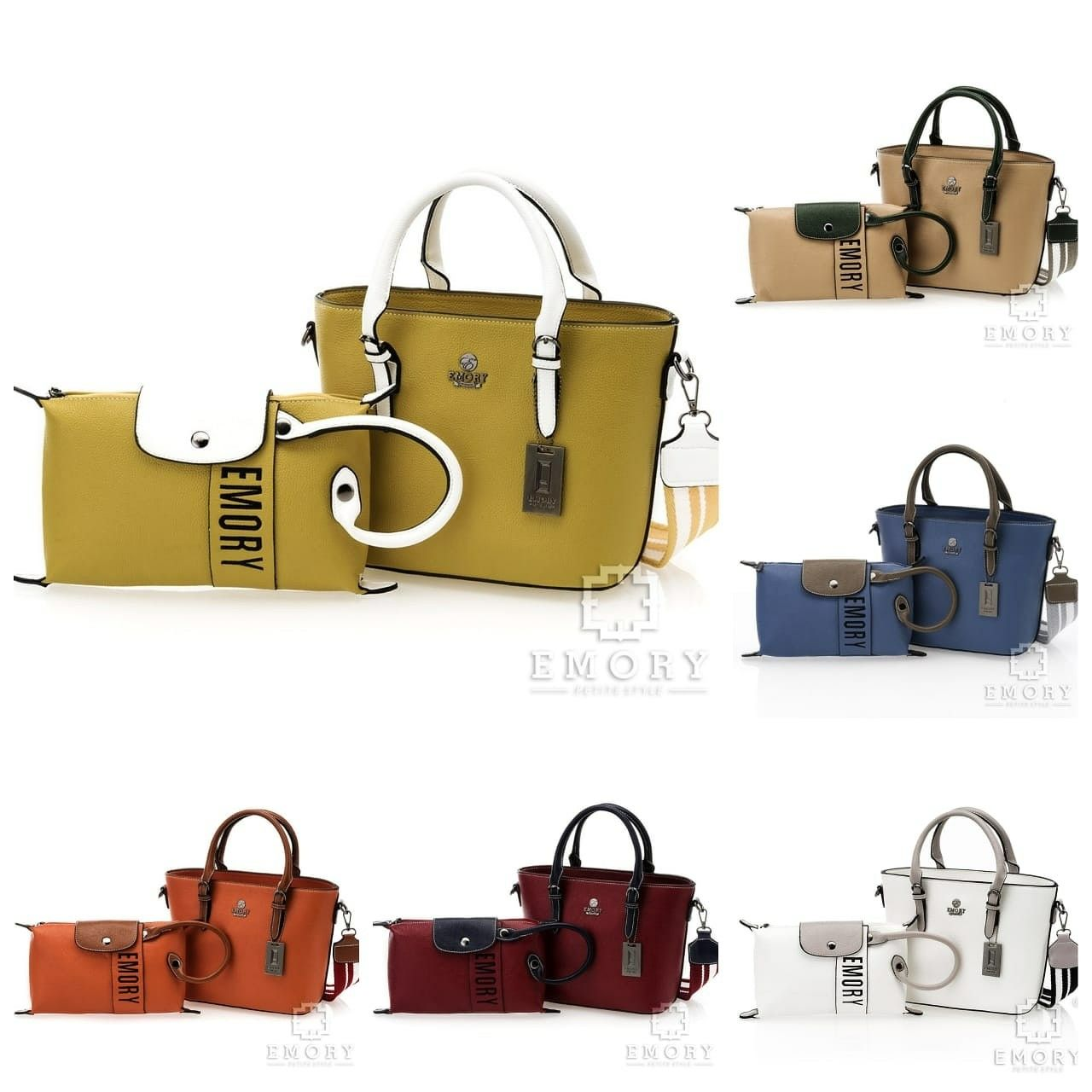 E M O R Y Purity Series 03EMO1893. Measurements Base 25 CM. Height 23 CM.  Pouch 24 f893a53fc2