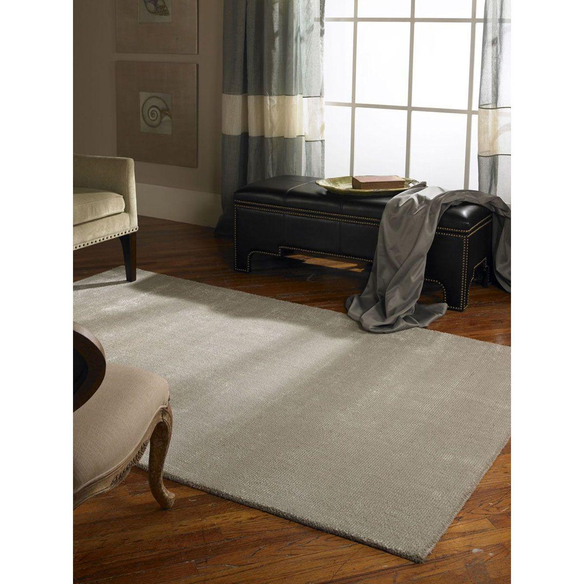 Uttermost Rhine Rug Silver 73036 Silver rug