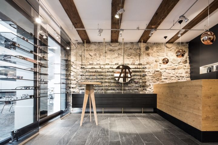 Innenarchitektur Winterthur bischofberger optik by heikaus winterthur switzerland eyewear