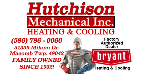 Hutchison Mechanicalheating And Cooling Macomb Michigan Furnace