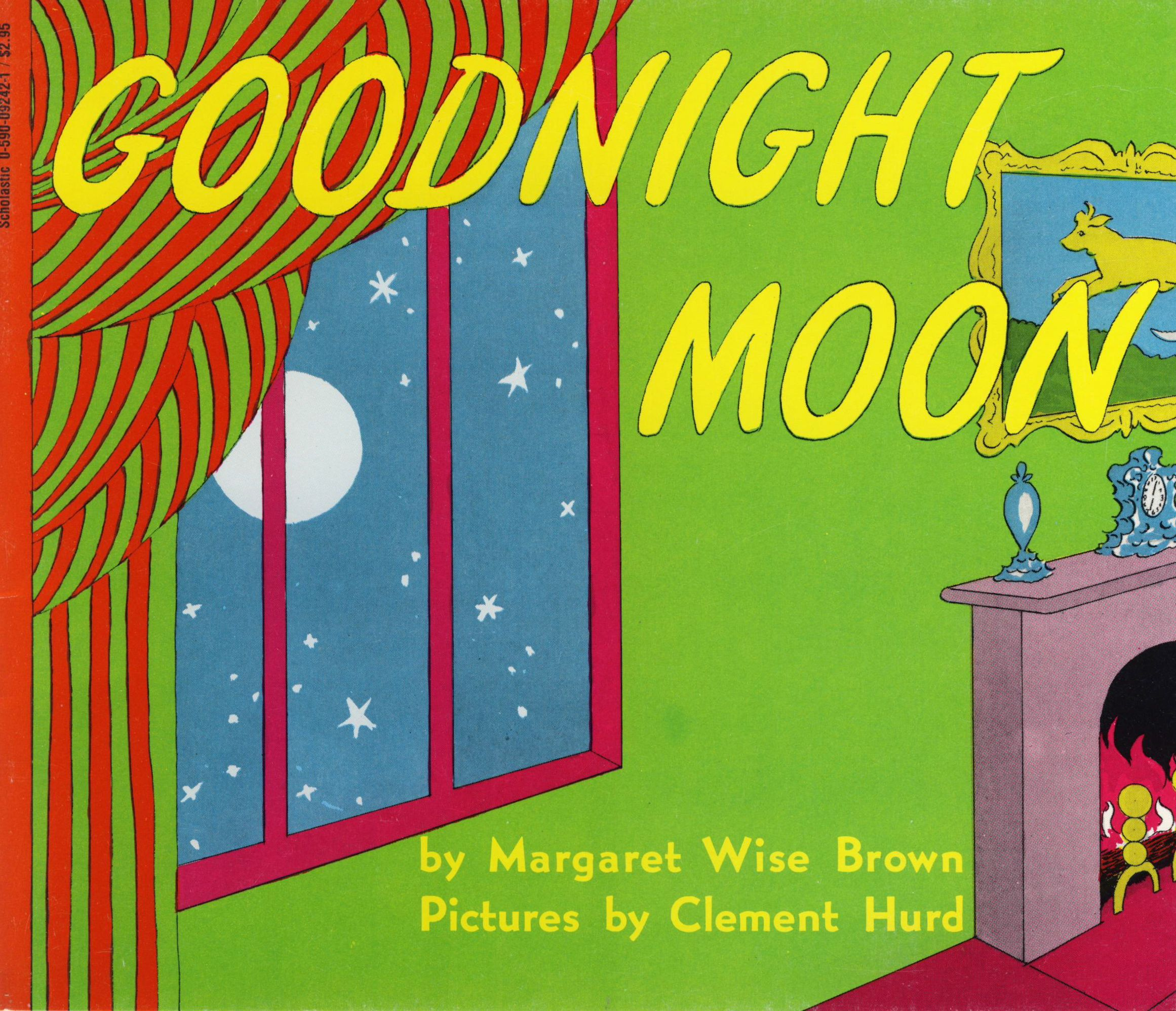 And of course, no top-10 list of books for baby would be complete without Goodnight Moon, a beloved bedtime story since it was first published in 1947.