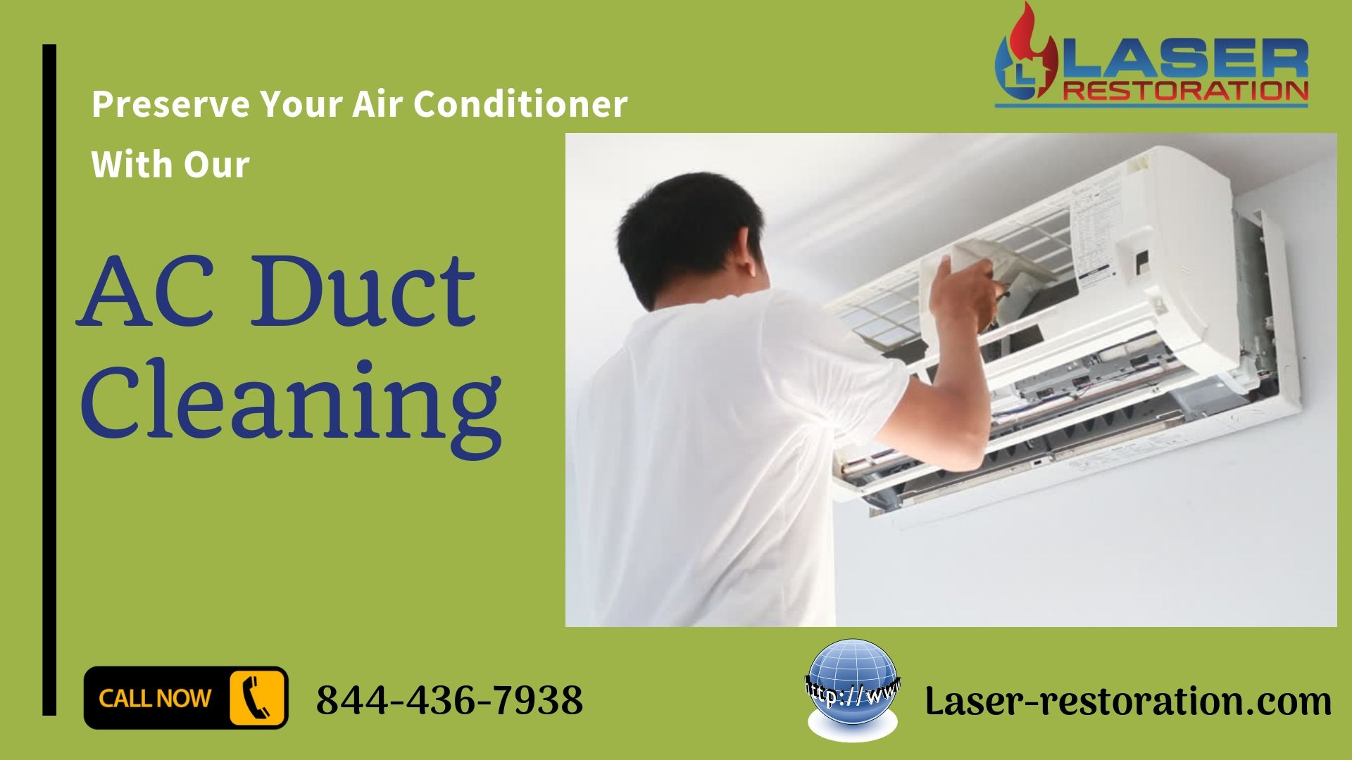 Preserve Your Air Conditioner With Our Expert AC Duct