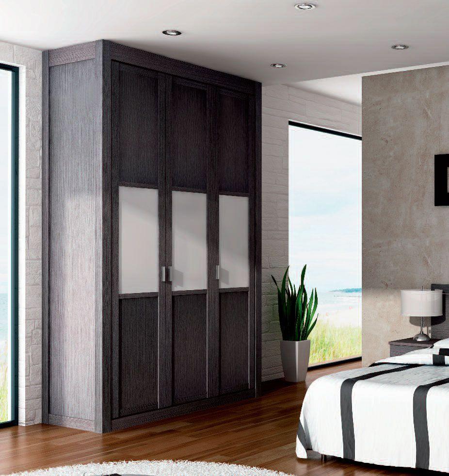 modelo Armario Wenge H  Armarios  Closet Home Decor y