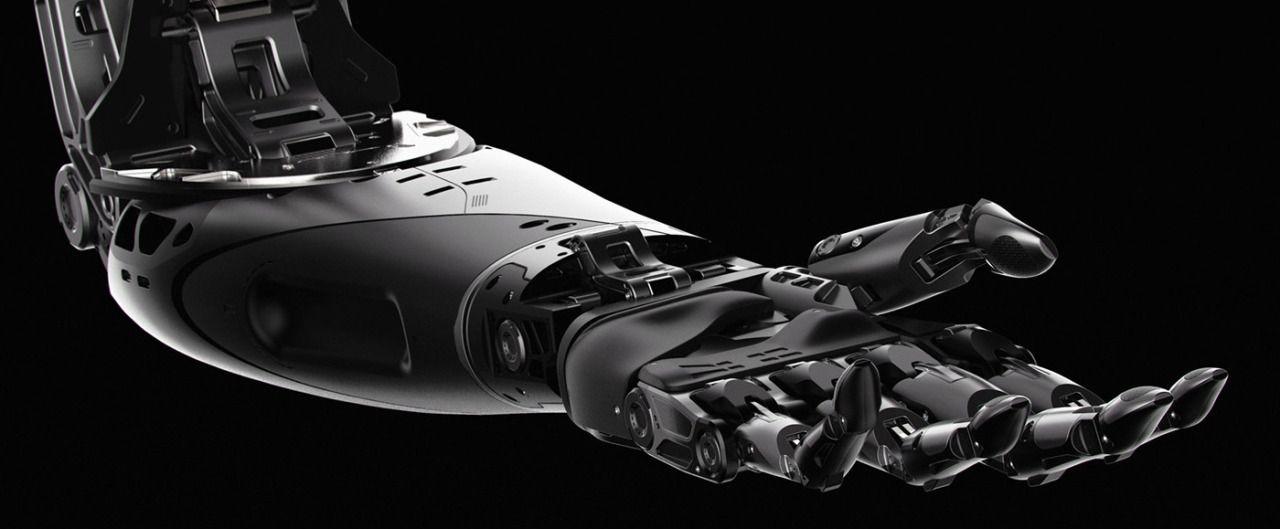 Edon Guraziu - GURA© Bionic Solution Concept Design