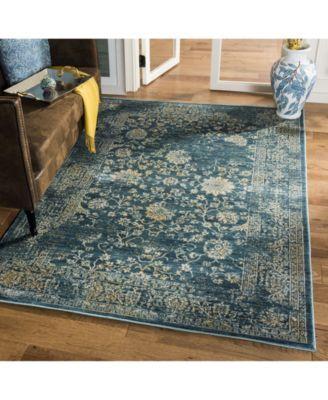 Safavieh Closeout Exalt Exa116 Blue 5 1 Traditional Area Rugs Area Rugs Beige Area Rugs 5 x 10 area rugs