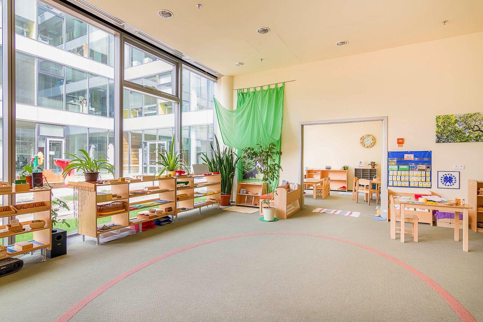 Martin Wilczek Blog How To Build A Preschool According Feng Shui Principles RoomsMontessori PreschoolMontessori Classroom LayoutPreschool