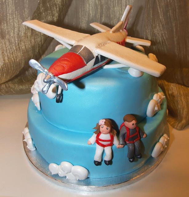 Sokerimuruja : Cessna Grand Caravan Laskuvarjokerhon kakulla!