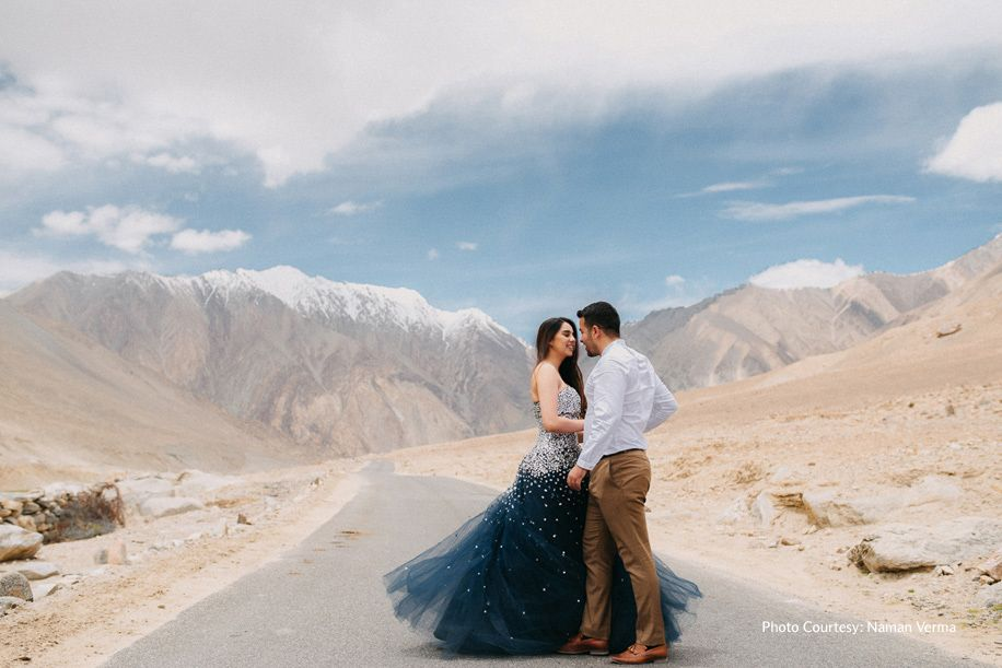 Our Favourite Pre Wedding Shoots In Ladakh Wedding Photoshoot Pre Wedding Photoshoot Pre Wedding