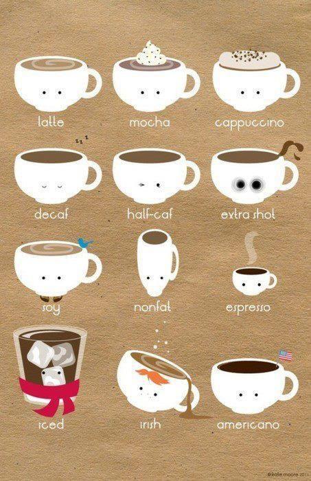 sweet coffee!