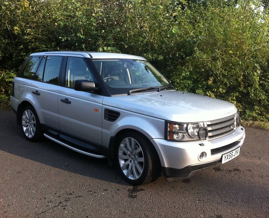 Throwback Tuesday 20072011. Decided on a Range Rover