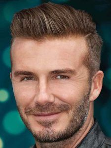 Fussballer Frisuren David Beckham Trend Haare Haircuts For Men David Beckham Hair Styles