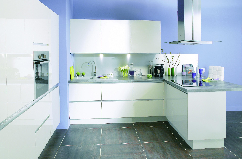 CONFORAMA - Cuisine Soho #color #home #deco #cuisine #kitchen ...