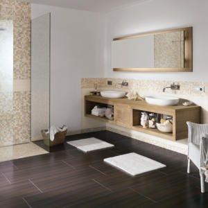 S1h.roomido.com Bilder Q300 Badezimmer Klassisch Fliesen In Holzoptik 2