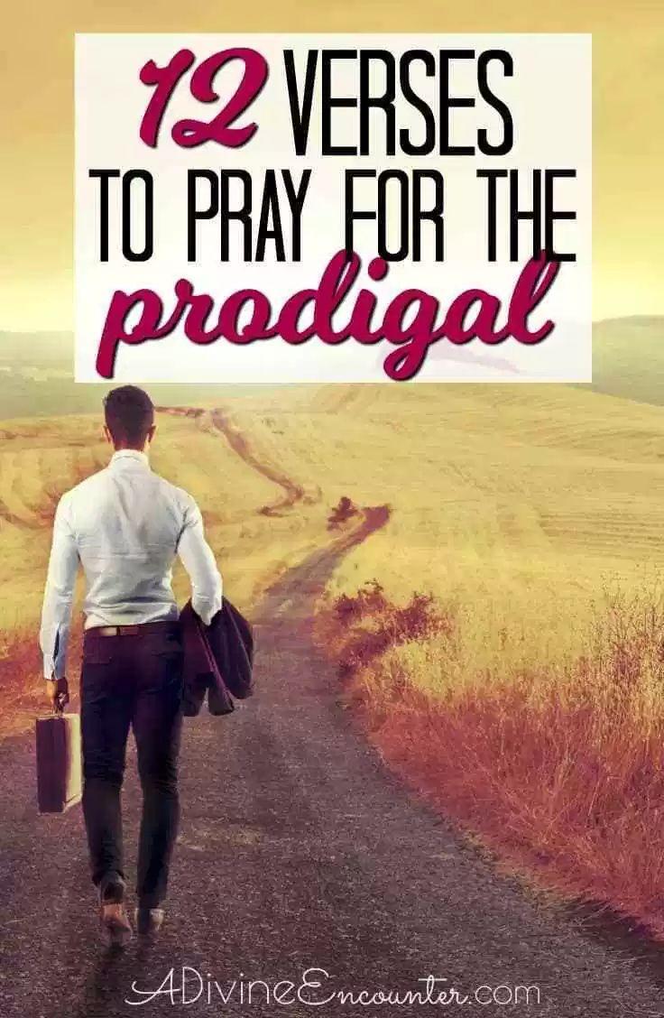 Prayers for Prodigals | FaithsMessenger Com | Prayer