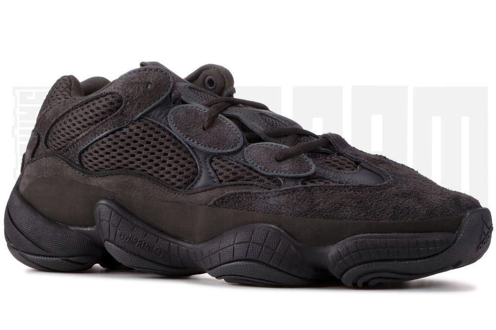 purchase cheap ff6c9 0c692 eBay #Sponsored Adidas YEEZY 500 UTILITY BLACK 5 6 SUEDE ...