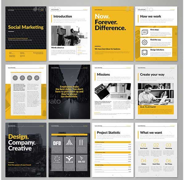 38+ Indesign eBook templates – An Exquisite Collection For Authors ...