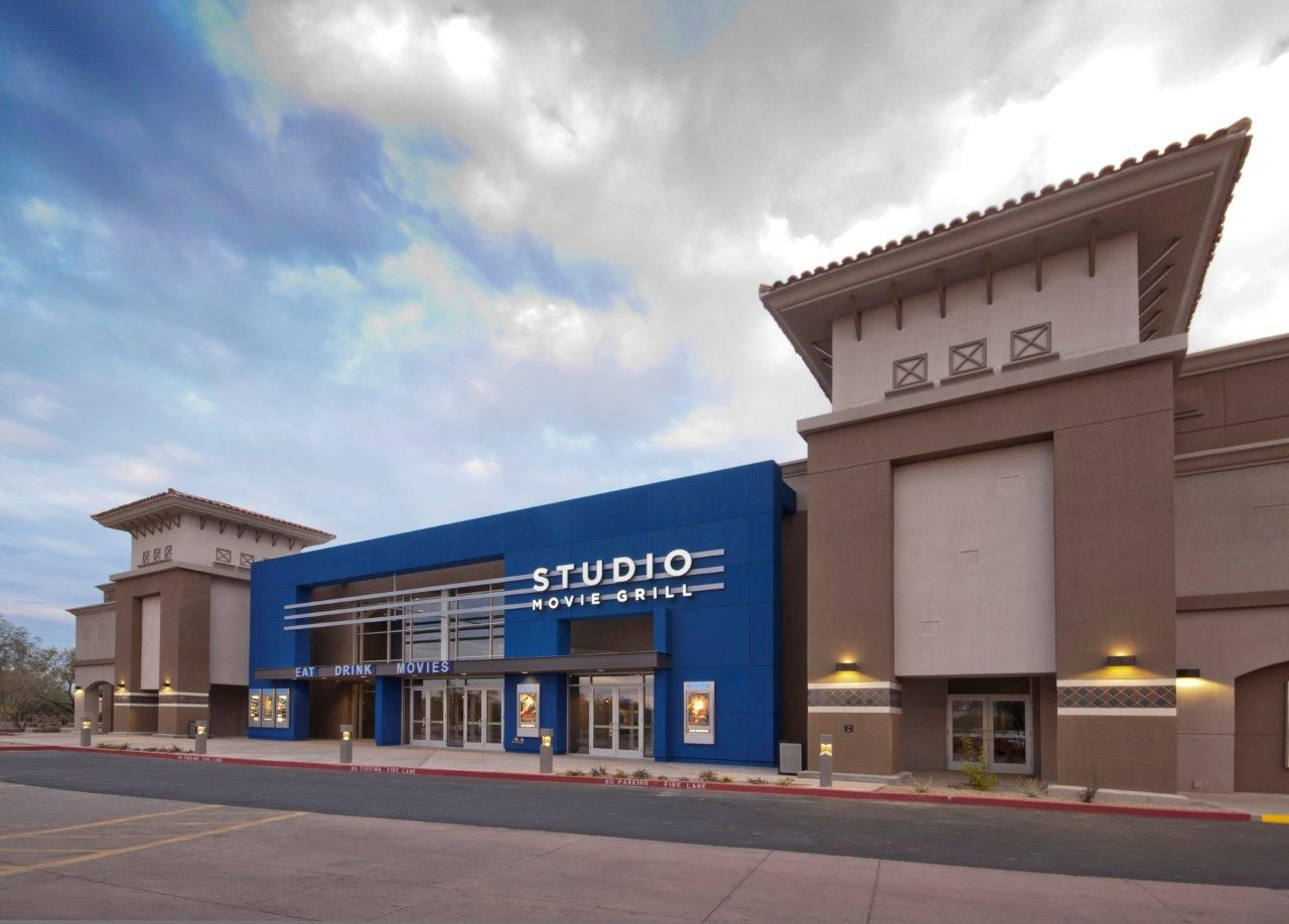 Scottsdale Exterior in 2019 Four movie, Movie tickets