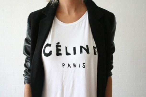 Céline shirt